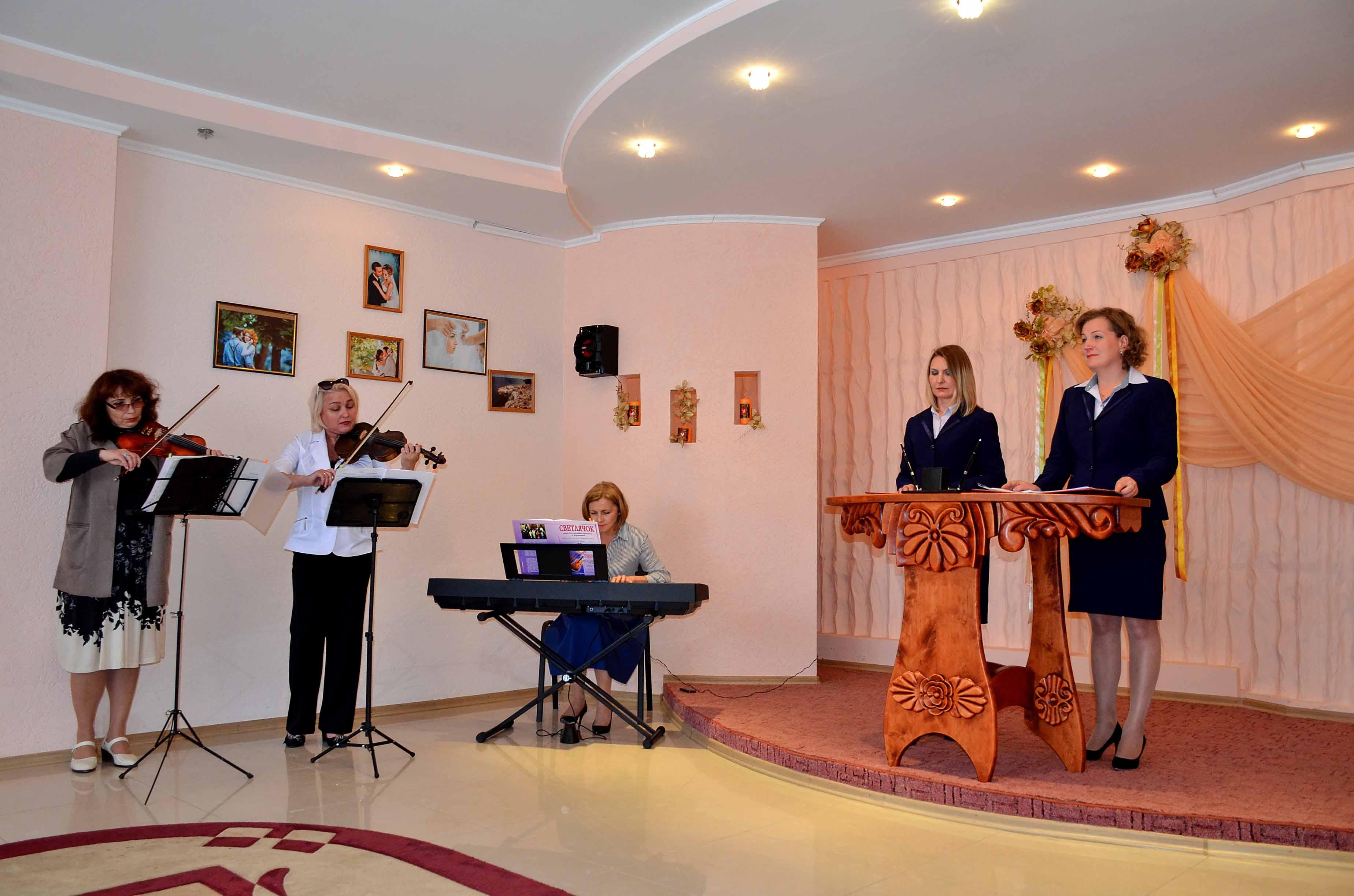 Петр Морозов принял участие в церемонии имянаречения