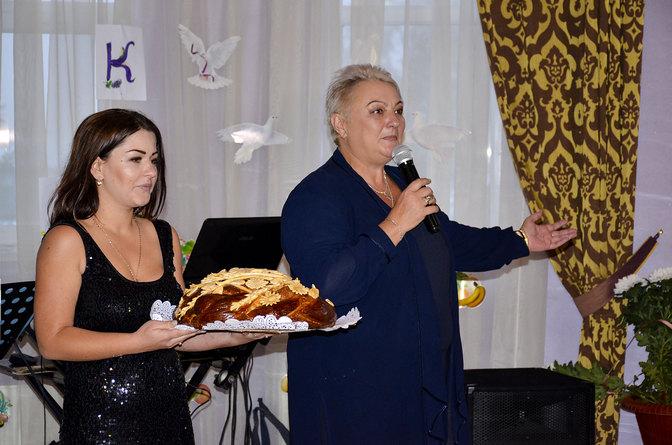 В Черноморском районе отметили День работника сельского хозяйства и перерабатывающей промышленности